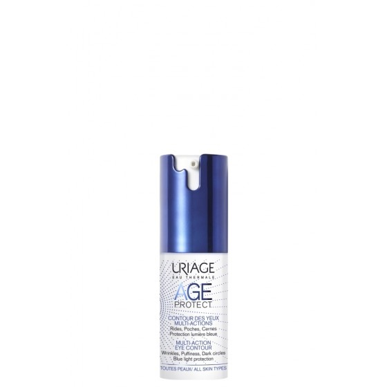 Uriage AGE PROTECT MULTI-ACTION acu krēms 15ml
