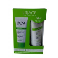 Hyseac 3-Regul Global viegls krēms 40 ml + Uriage HYSEAC attīrošs gels 50 ml