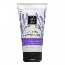 APIVITA Moisturizing & Soothing Body Cream with Lavender, 150ml