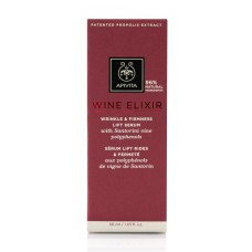 APIVITA WINE ELIXIR PRETGRUMBU & TVIRTUMA LIFTINGA SERUMS, 30ml