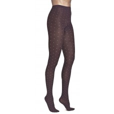 Solidea Marlene Pois 70 Opaque tights with dots