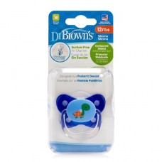PreVent BUTTERFLY SHIELD Pacifier - Stage 3 * 12+M - Blue, 1-Pack