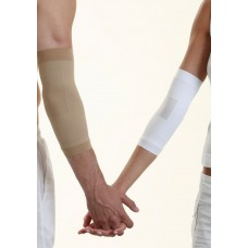 Solidea Silver Support Elbow band