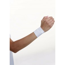 Solidea Silver Support Wrist band