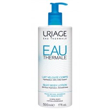 Uriage EAU THERMALE maigs pieniņš ķermenim 500ml