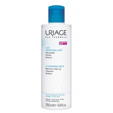 URIAGE Cleansing milk normal to dry skin, 250ml